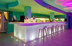 los colores de un bar es un factor clave
