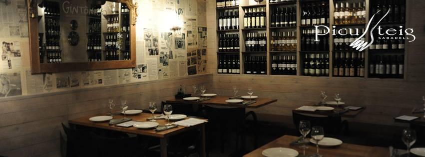 Picuteig Bar Restaurante de Tapas en Sabadell