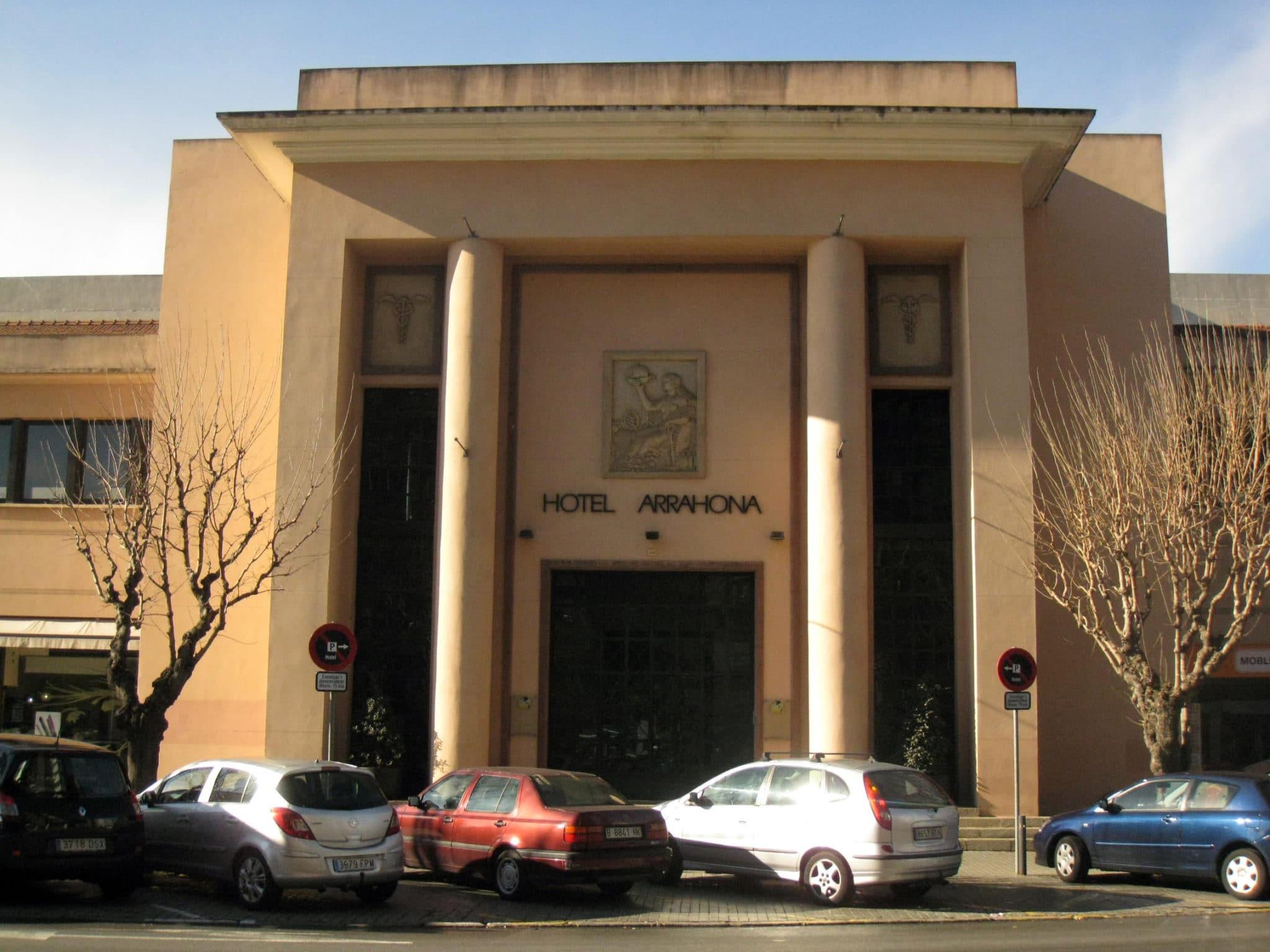 Hotel_Arrahona(Sabadell)