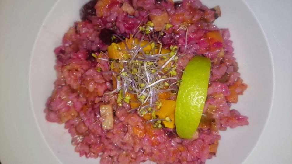 restaurant vegetariano en sabadell
