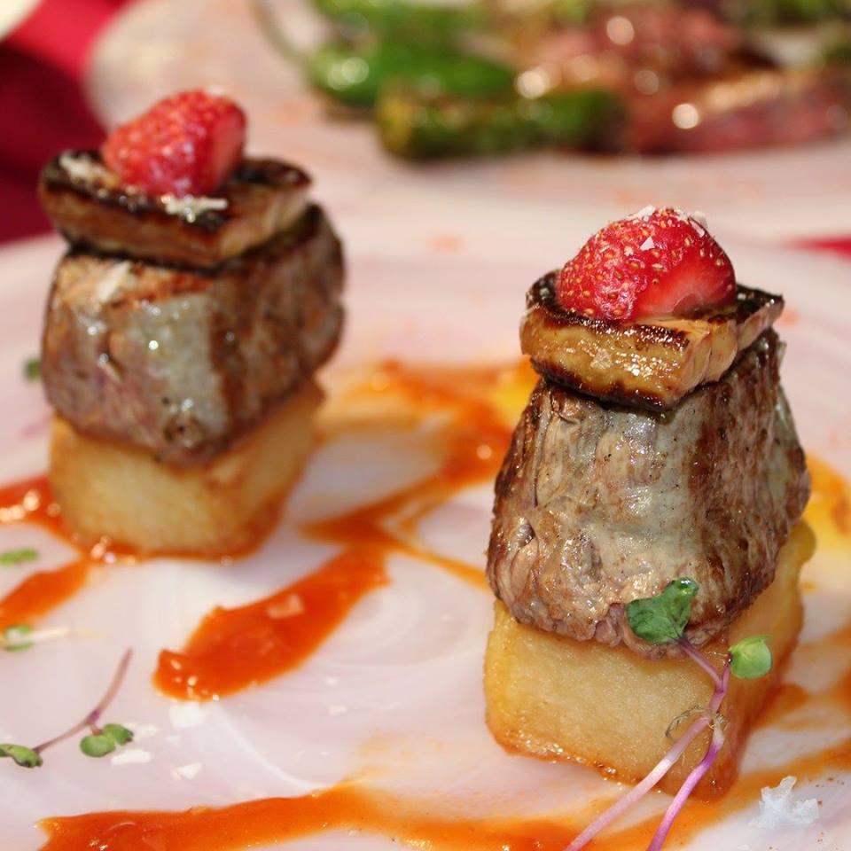 Cenas en Restaurante casa fuster