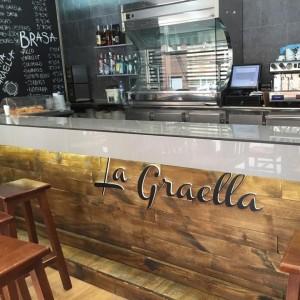 Interior Restaurante La graella sabadell