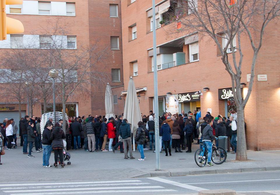 Pastelería Sabadell
