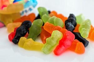 dulces para hacer marketing