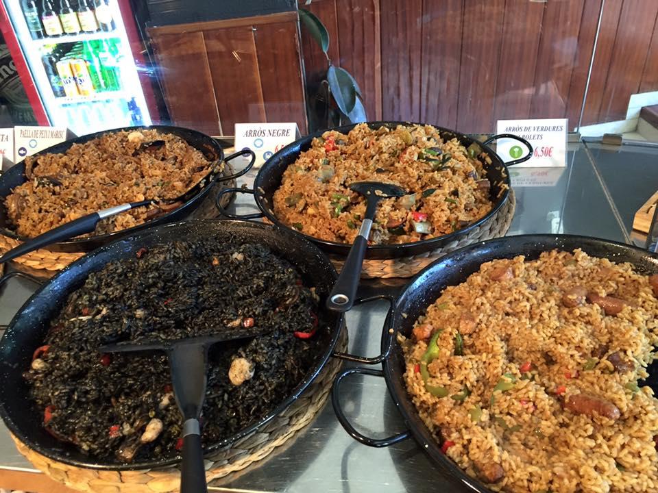 paellas y arroces sin gluten