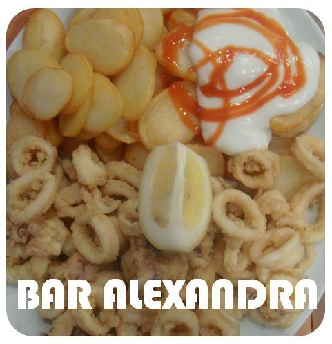 tapas bar alexandra sabadell