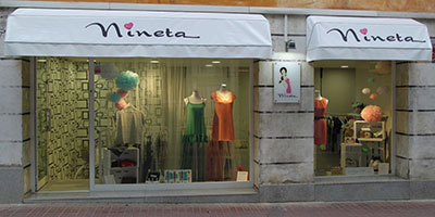 Tiendas nineta ropa de moda enjoy sabadell - Tiendas de muebles en sabadell ...