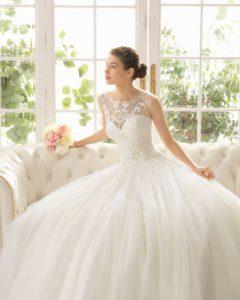 Azahar Boutique tienda de vestidos de novia y vestidos de fiesta en sabadell