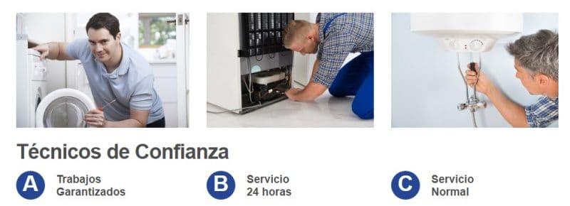 mantenimiento y reparacion de electrodomesticos