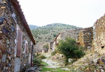 pueblos fantasmas en cataluña