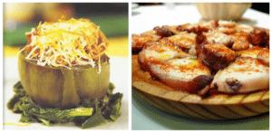 restaurante menu para grupos
