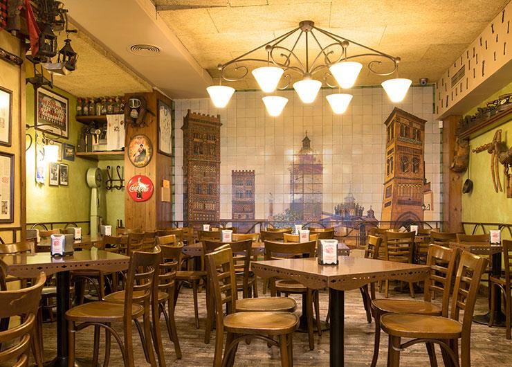un bar con tradición y estilo en Barcelona