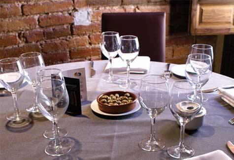 mesa-restaurante-la-casona-en-sabadell