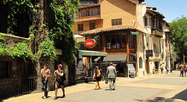 Barrio de chile