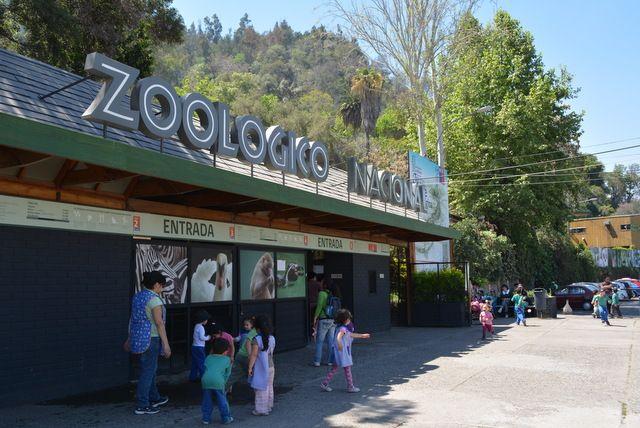 El Zoológico Nacional de Chile