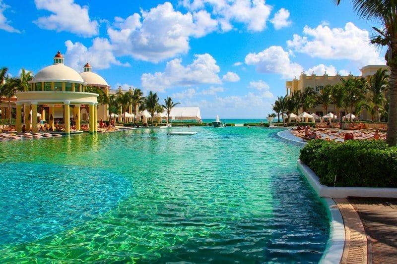 Historia Moderna de la Riviera Maya